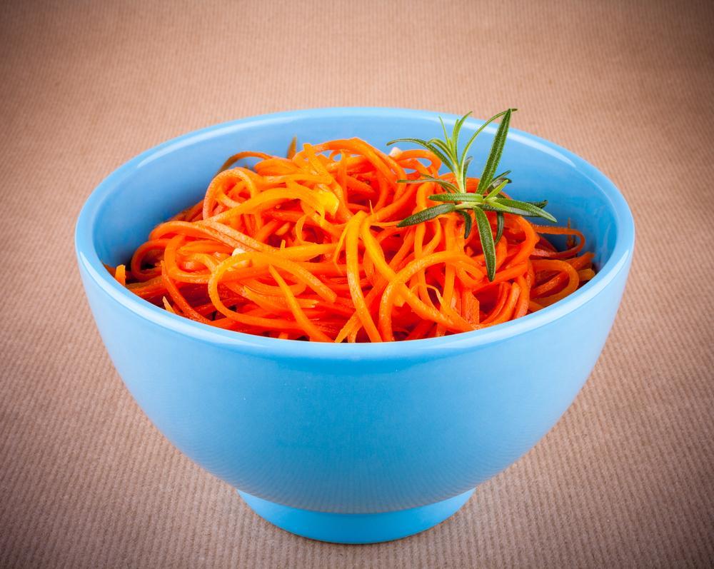 Рецепты корейской моркови / фото ua.depositphotos.com