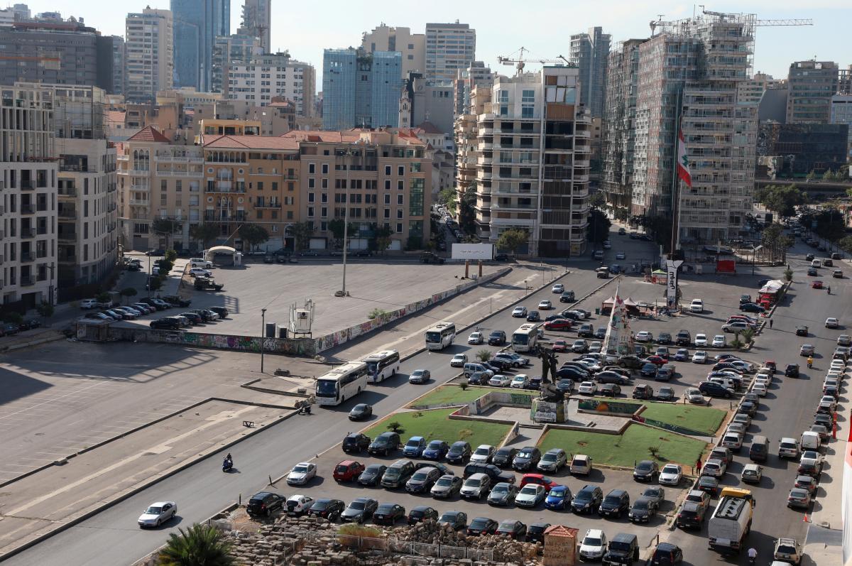 Ливан вводит строгий карантин \ фото REUTERS