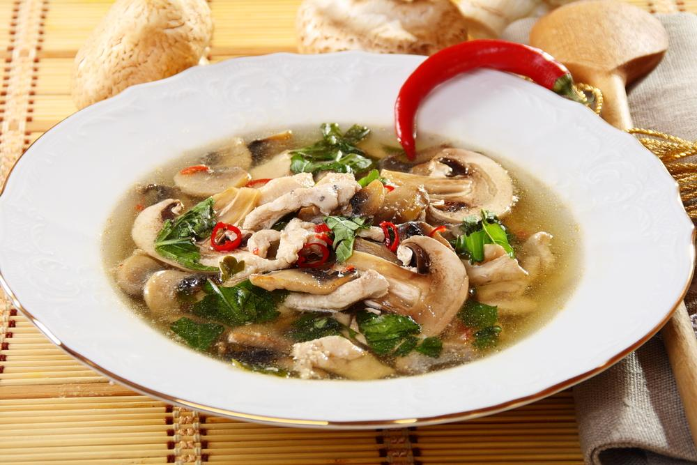 Рецепты грибного супа / фото ua.depositphotos.com