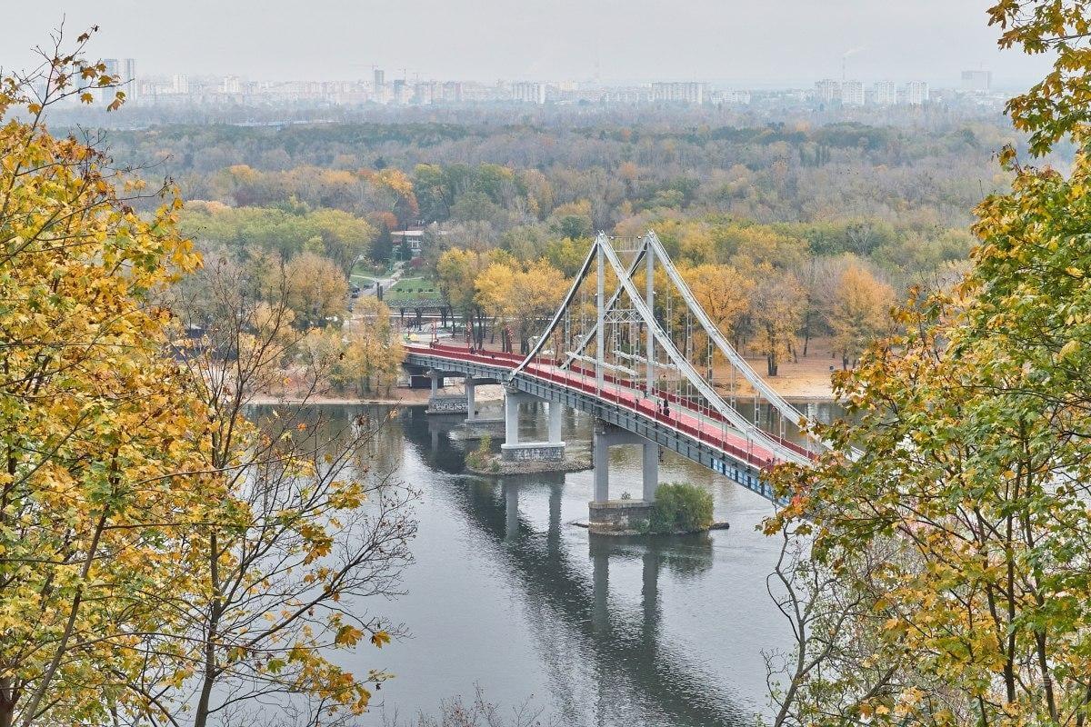 14 сентября в Киеве немного похолодает / фото УНИАН