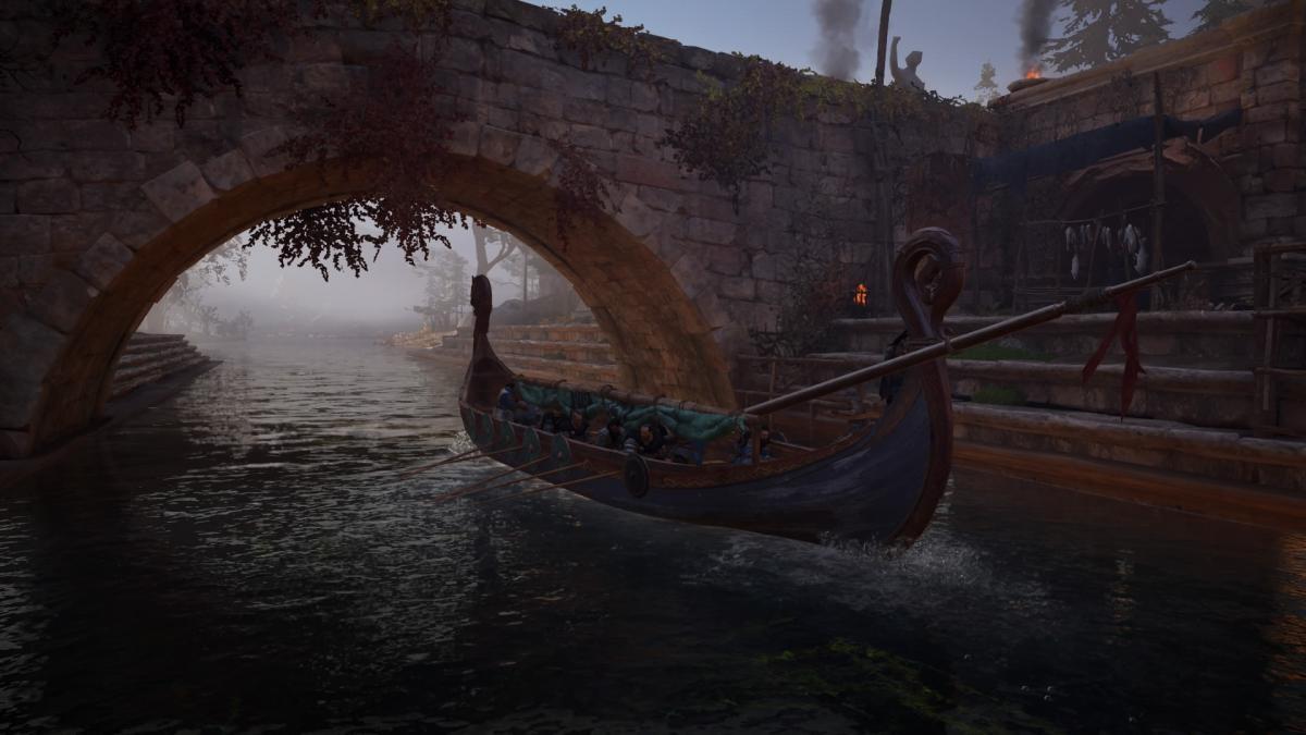Плавать на корабле нужно будет немало / скриншот