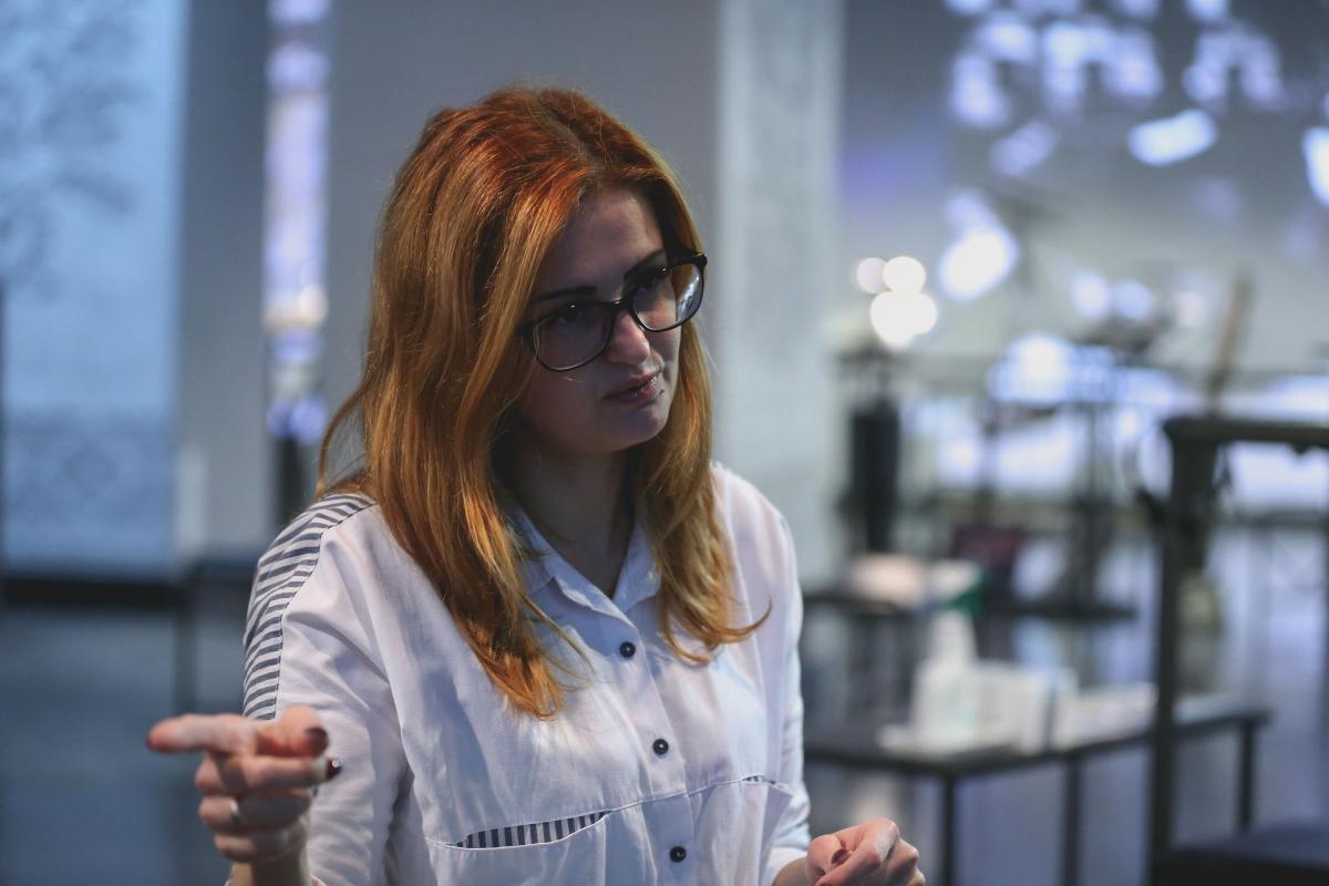 Лариса Артеменко пояснила, що такеторгсини / фото УНІАН