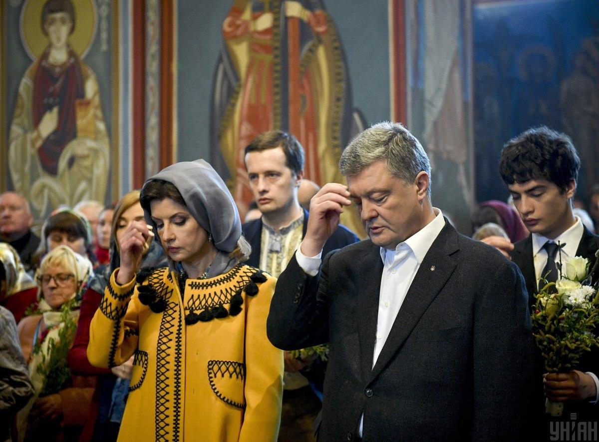 У Петра Порошенко умерла теща / фото УНИАН, Николай Лазаренко