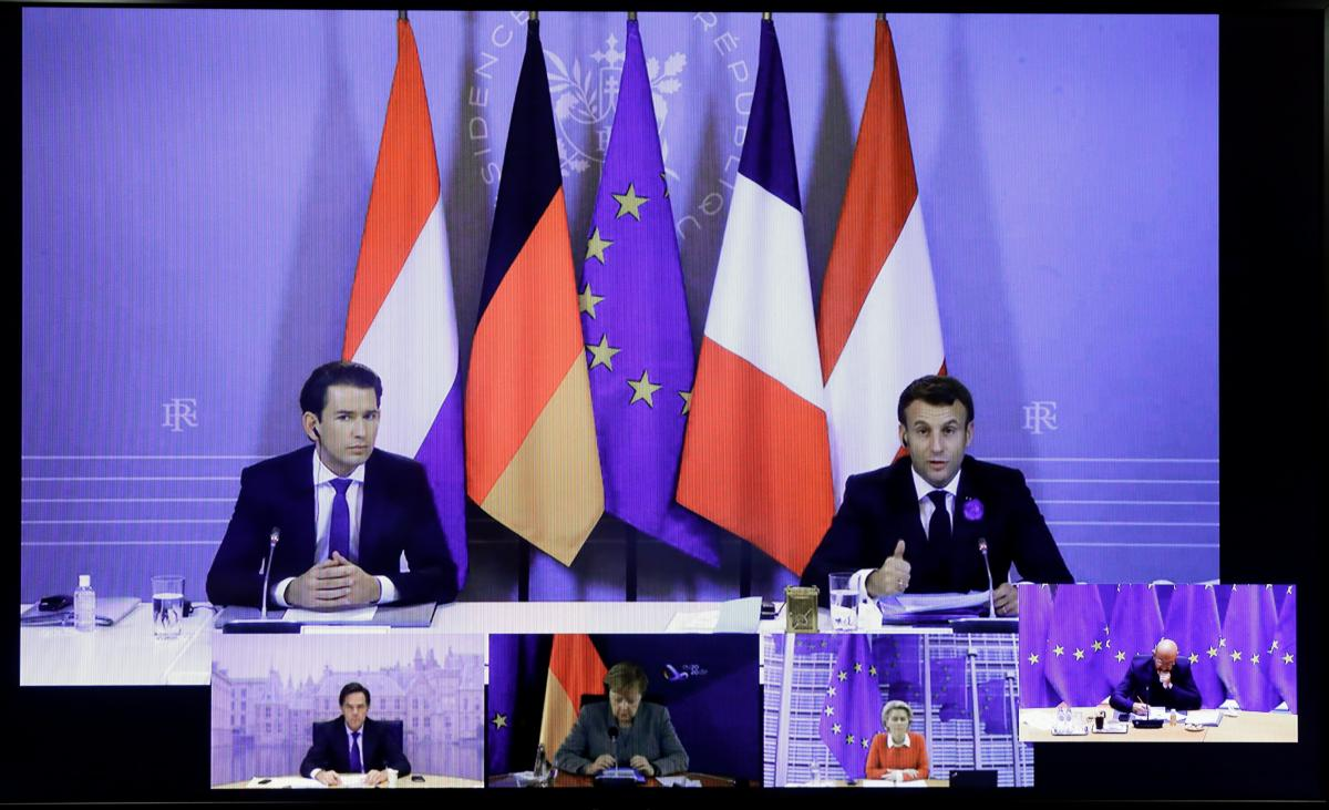 В Еврокомиссии прошла видеоконференцияпо борьбе с терроризмом / фото REUTERS