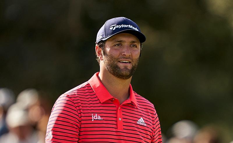 Рам - лидер мирового рейтинга гольфистов / фото golf-monthly.co.uk