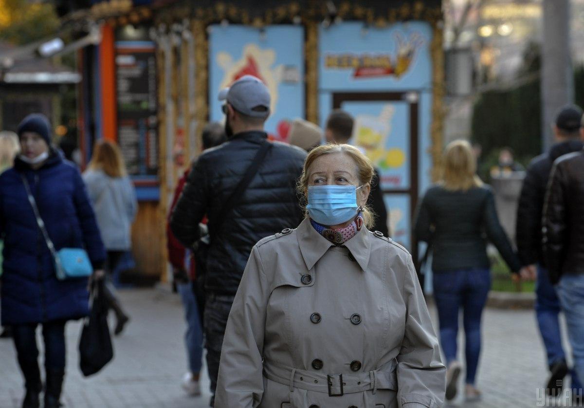 Полный локдаун в Украине могут ввести с 20 декабря / фото УНИАН, Чузавков Сергей