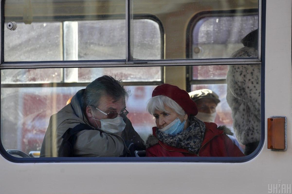 Количество инфицированных коронавирусом в Украине растет / фото УНИАН, Сергей Чузавков