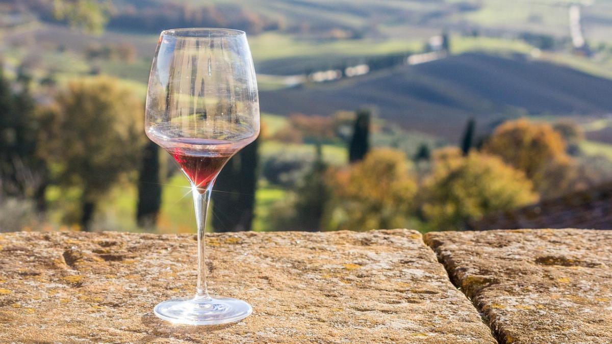 Украина отменила пошлину на европейские вина / фото pixabay.com