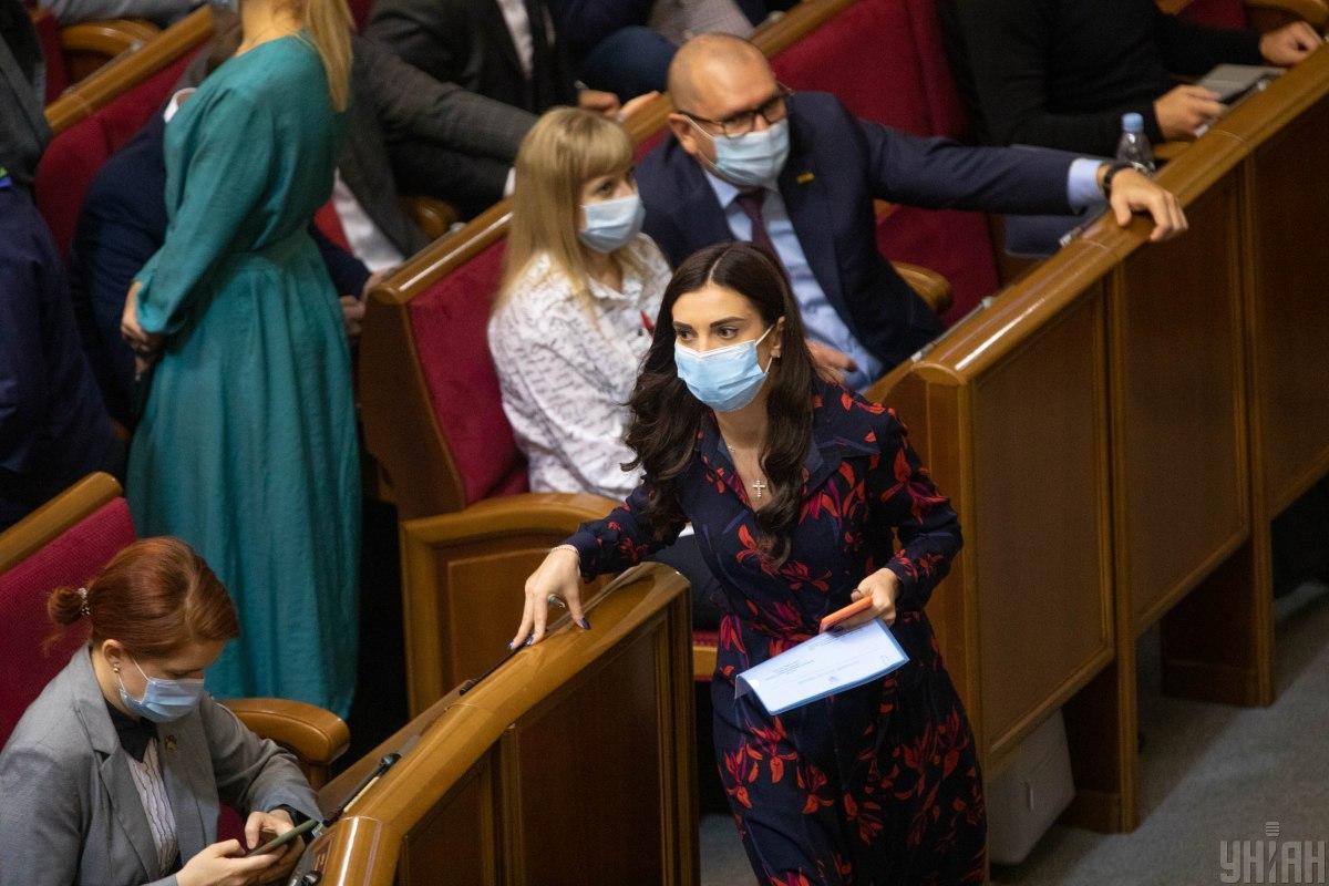Ольга Коваль / фото УНИАН
