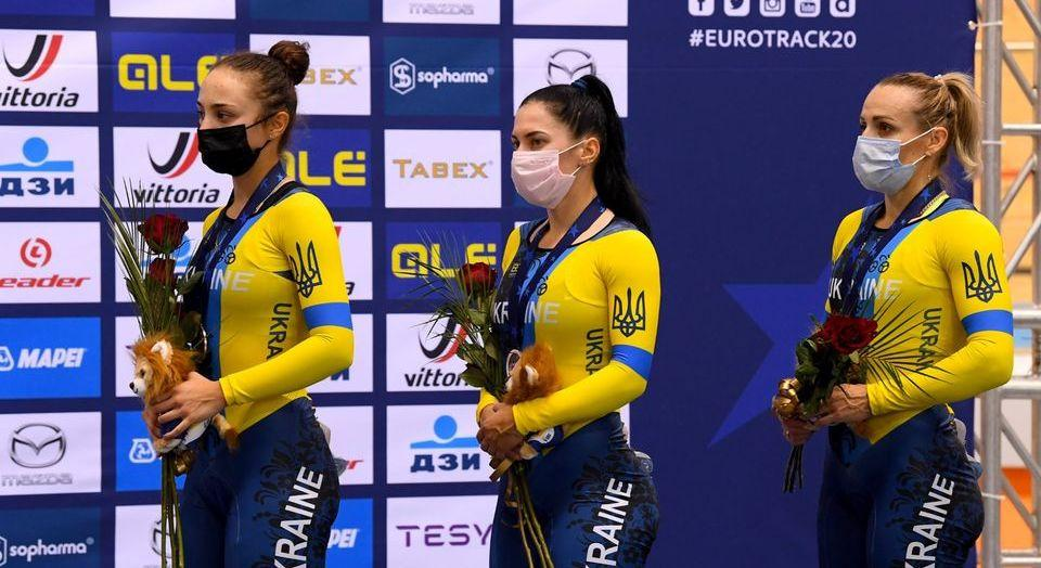 Украинки выиграли бронзу в командных соревнованиях / фото Dario Belingheri/BettiniPhotoА