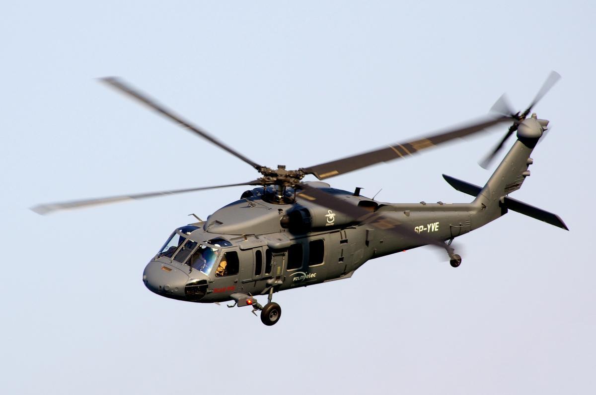 Причиною аварії вертольота UH-60 Black Hawk називають технічний збій / фото wikipedia