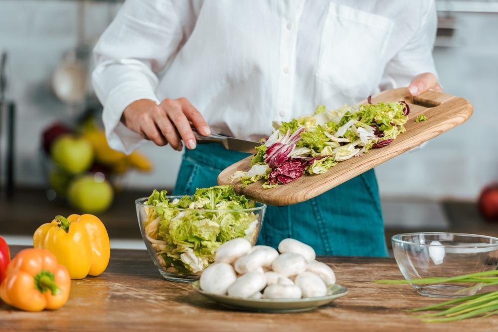 Праздничные салаты с грибами / фото ua.depositphotos.com