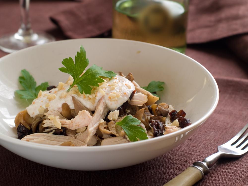 Рецепты салатов с грибами / фото ua.depositphotos.com