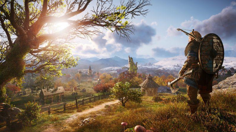 Когда открываются такие виды, аналогия с Ведьмаком сама напрашивается / фото Ubisoft
