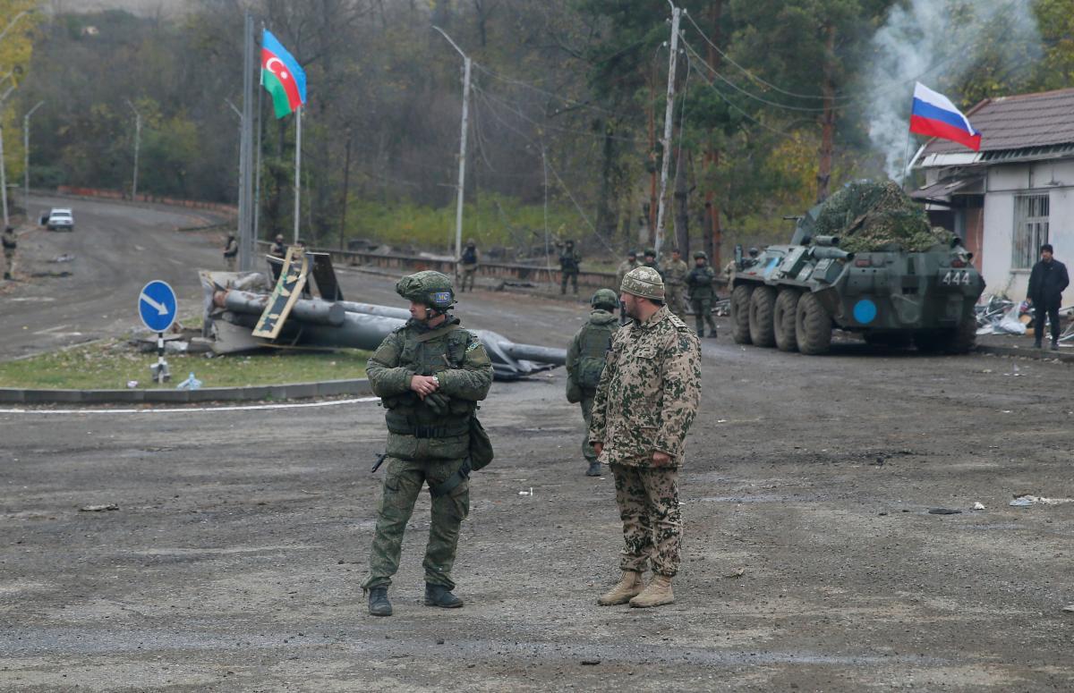 Південний Кавказ тепер сильно зміниться після війни в Нагірному Карабасі/ REUTERS