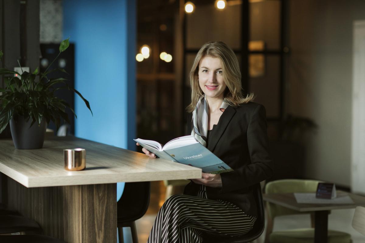 Мар'яна Олеськів розповіла, як коронавірус вплинув на плани з розвитку туризму в Україні/ фото прес-служби Держтуризму