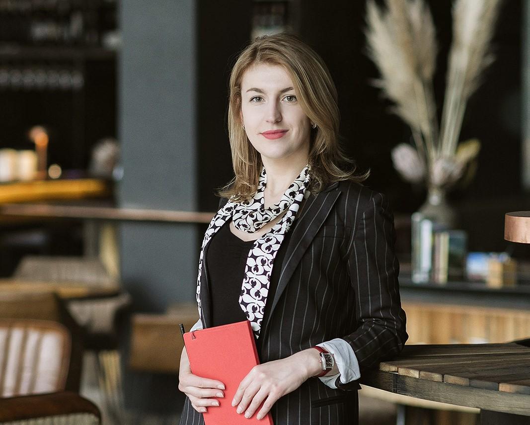 Мар'яна Олеськів зауважує, що успіх туристичного бренду багато в чому залежить від місцевих громад / фото прес-служби Держтуризму