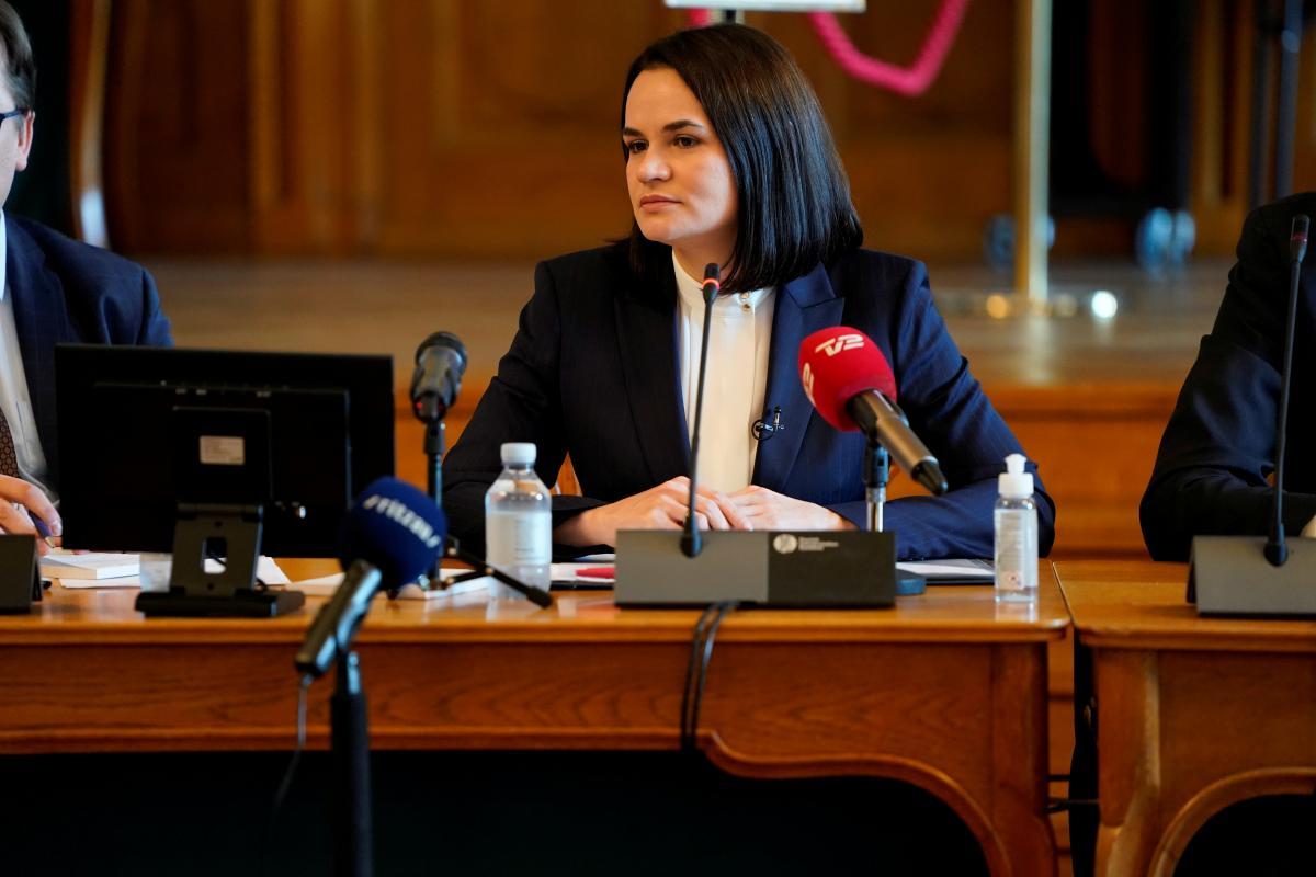 Тихановская впервые поехала на Запад по программе для детей-чернобыльцев / фото REUTERS