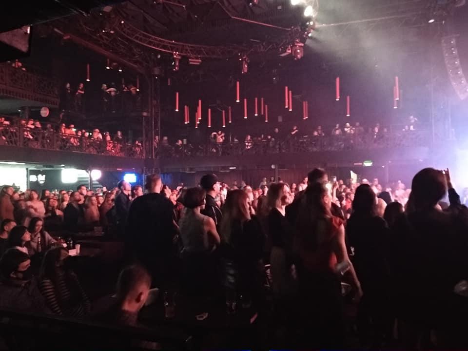 Концерт Бумбокс во Львове прервали - полиция назвала причину / Настя Абрамец, Facebook