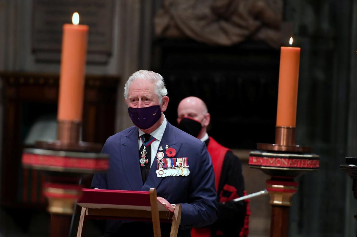 принц Чарльз переміг коронавірус / фото REUTERS