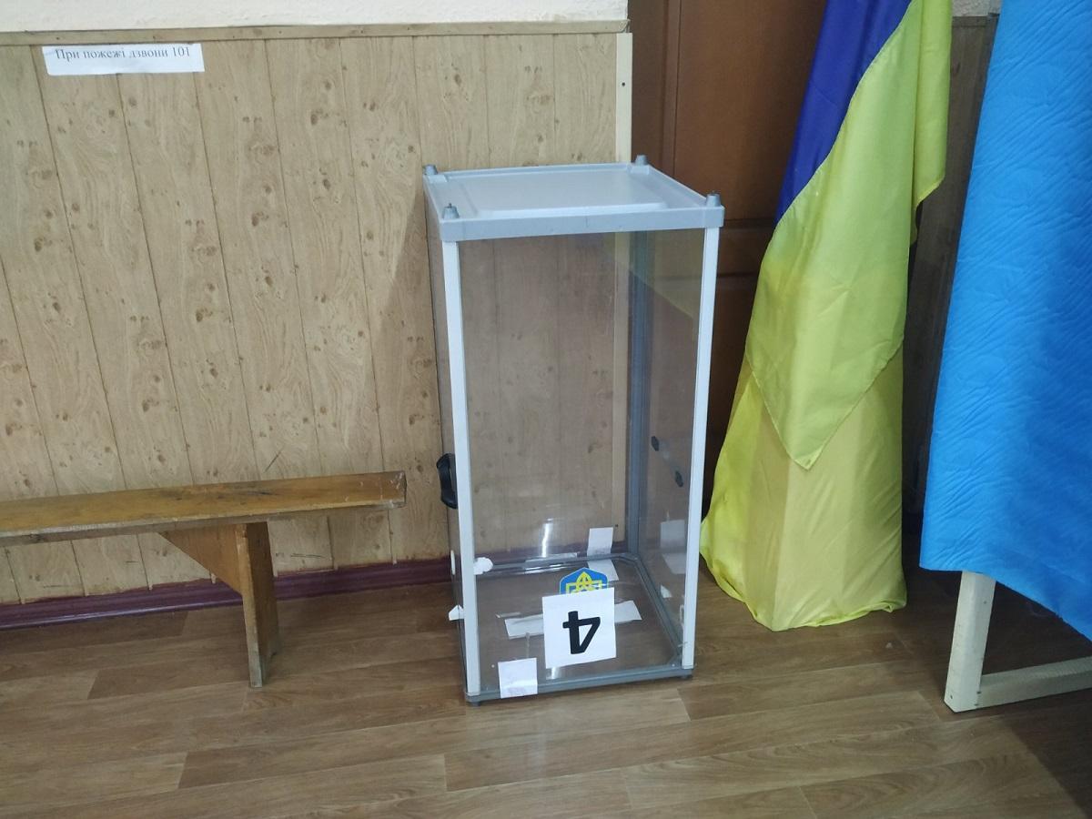 На избирательных участках не хватает урн / ОПОРА