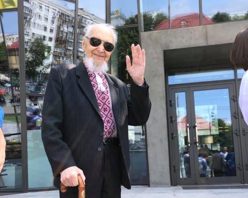Вадиму Березовскому было 88 лет/ фотоfacebook.com/bogomolecolga