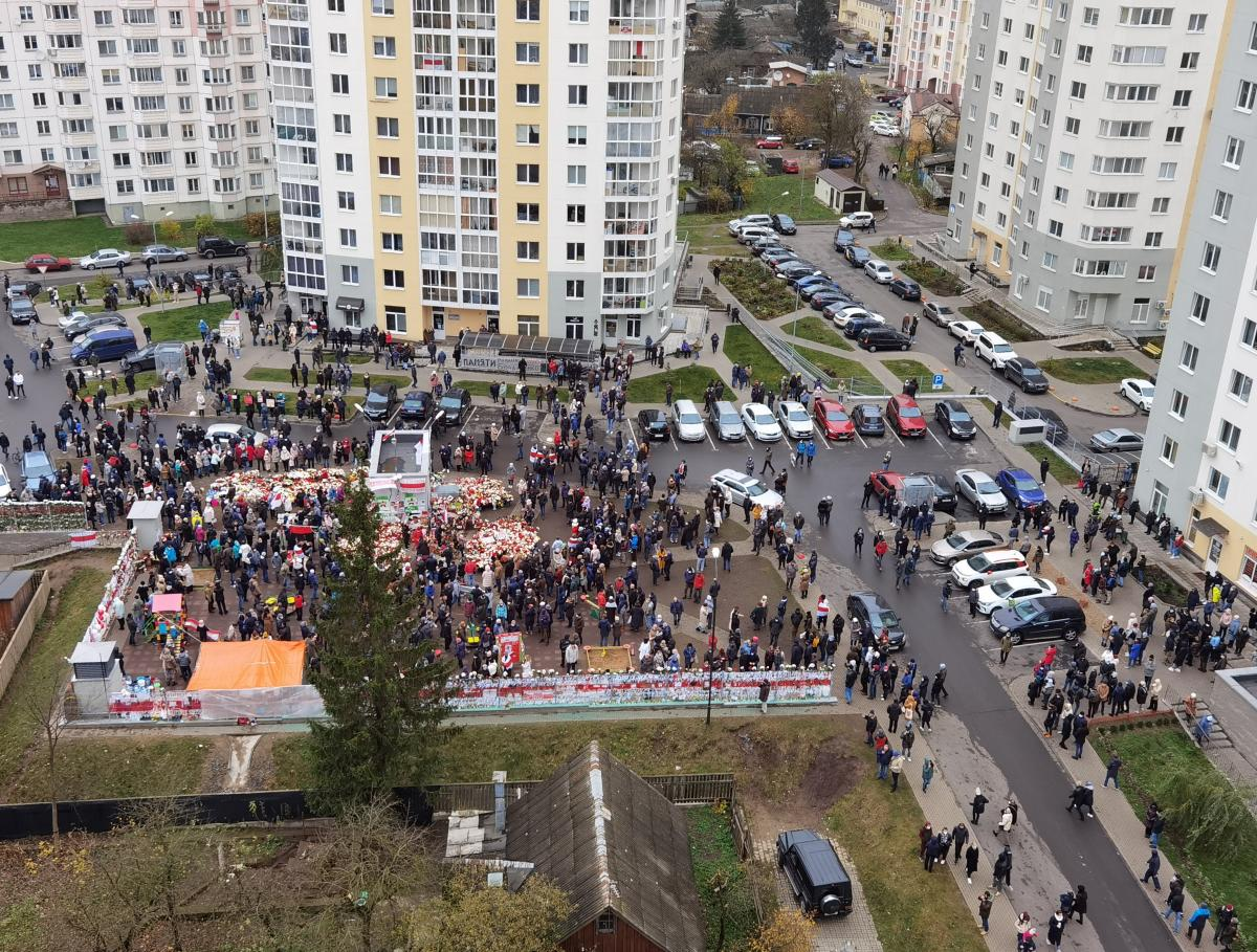 The EU says the residential election in Belarus in August 2020 was fraudulent / REUTERS