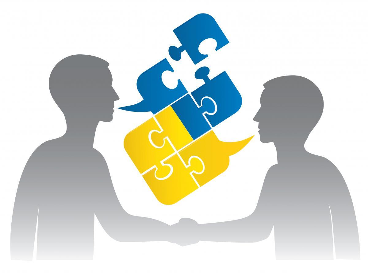 За законом, офіційна мова у посадовців - лише українська / фото ua.depositphotos.com
