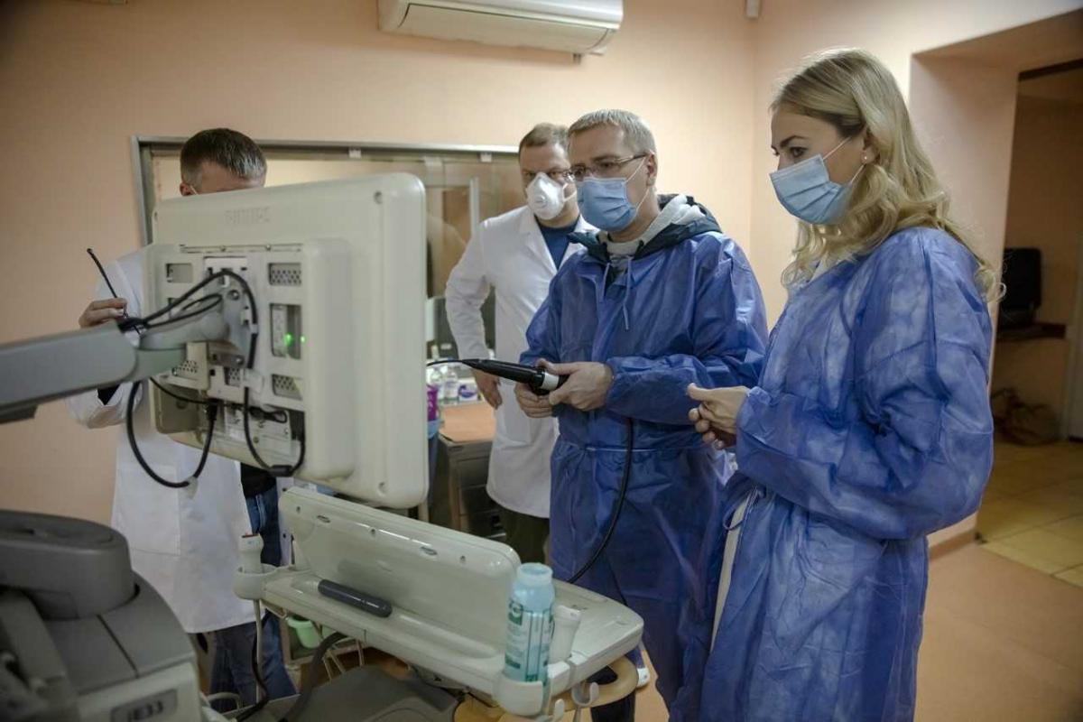 Стоимость оборудования составила 275 тысяч гривень / Фото Киевстар