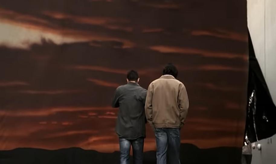 Сериал «Сверхъестественное» заканчивается \ скриншот с видео