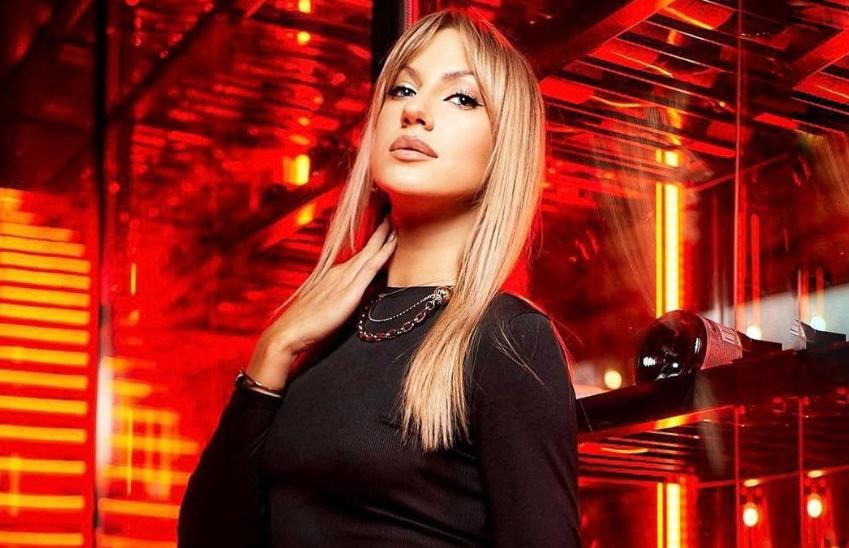 Леся Никитюк подразнила фанатов новым снимком / фото instagram.com/lesia_nikituk