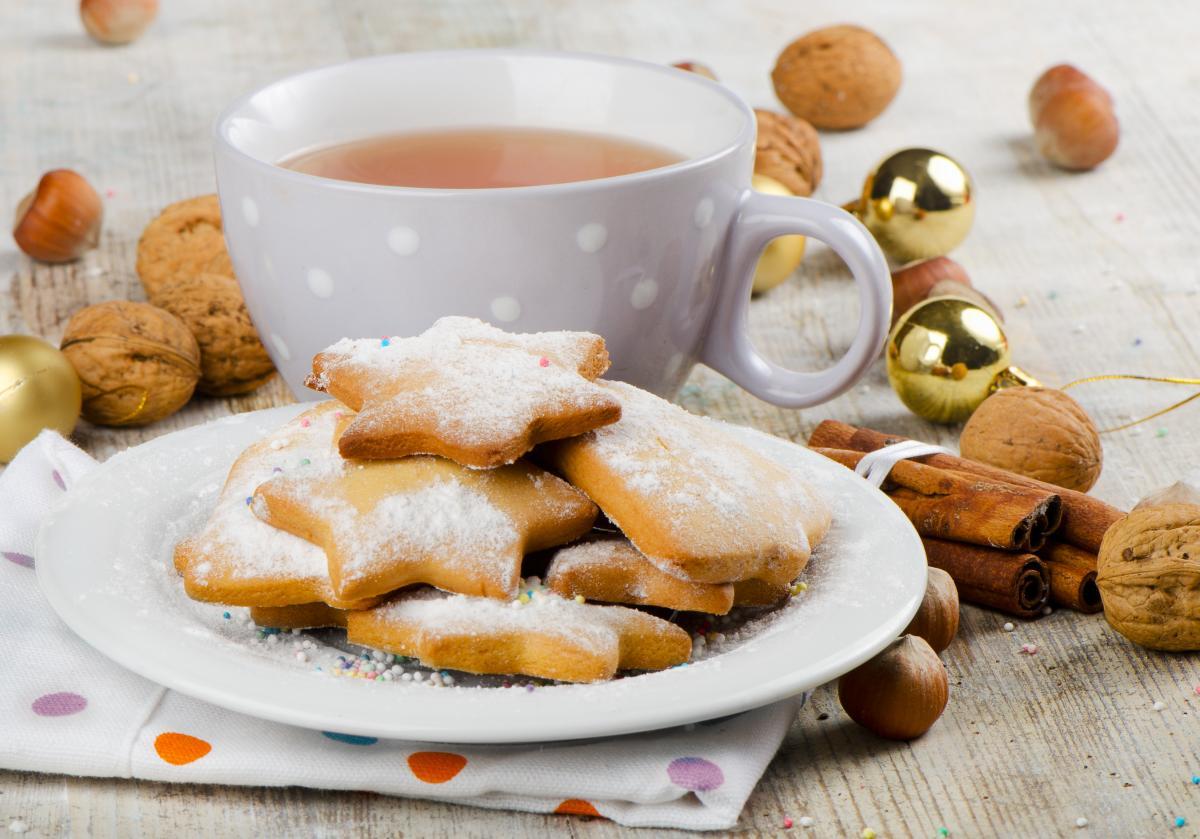 Печенье и булочки на кислом молоке / фото ua.depositphotos.com
