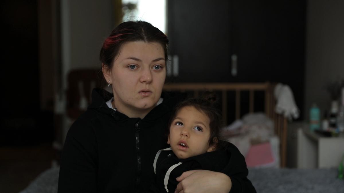 Вікторія Мостовенко розповідає, навіщо її донечці Софії медичний канабіс