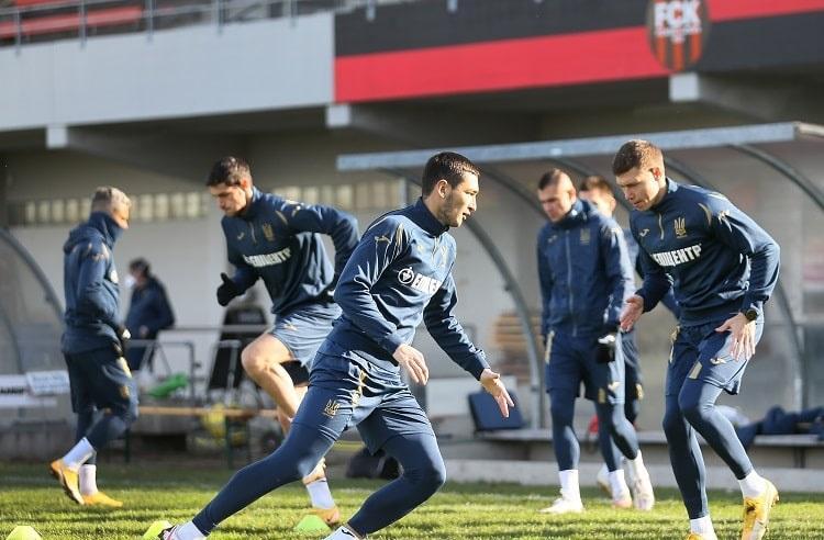 Збірна України чекає на рішення УЄФА і швейцарської влади / фото УАФ