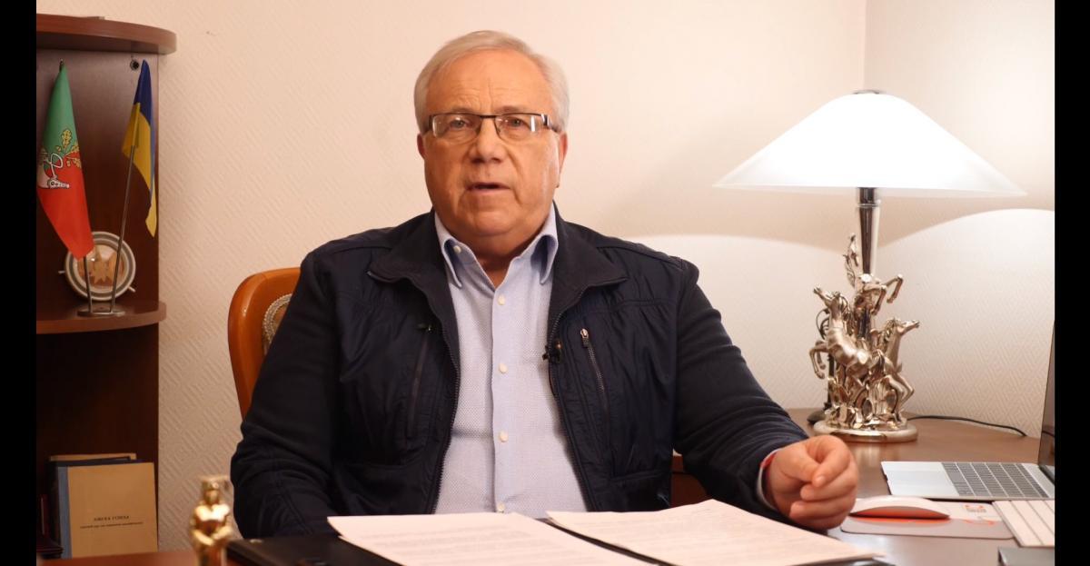 Действующий мэр Кривого РогаЮрий Вилкул/ скриншот из видео
