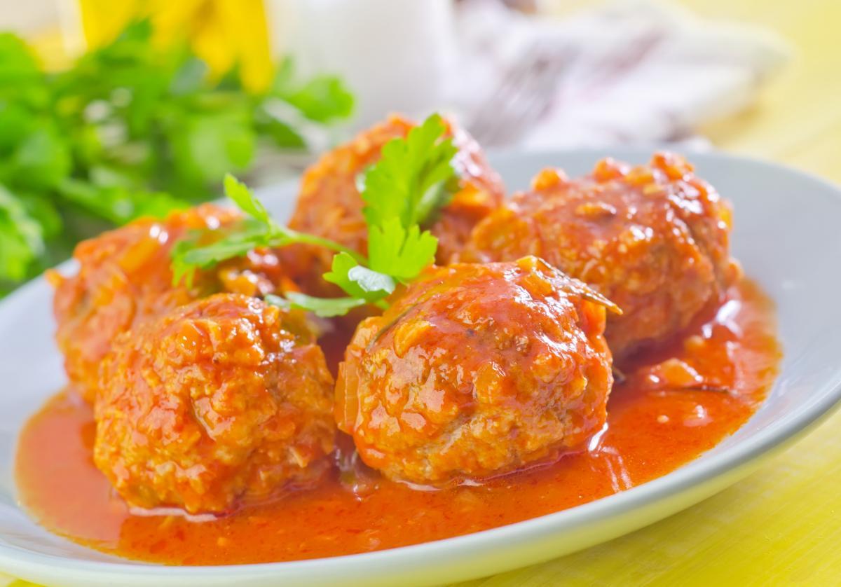 Вкусные мясные тефтели с рисом - рецепт / фото ua.depositphotos.com