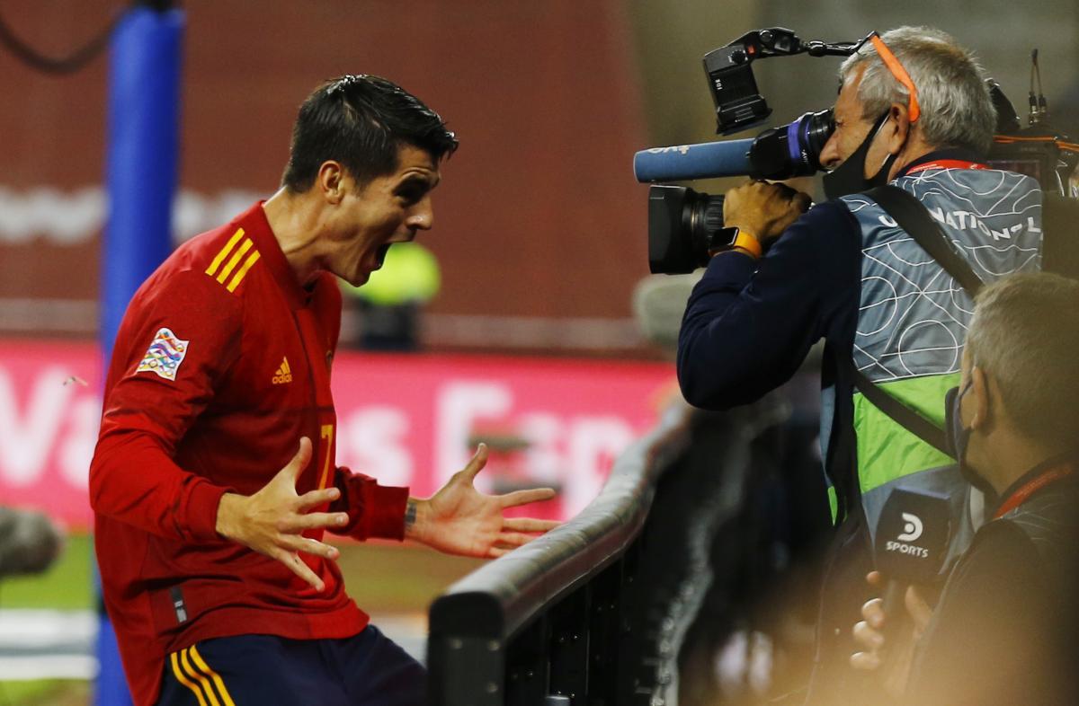 Испания - Германия / фото REUTERS