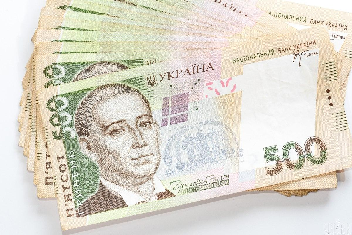 На обещанную помощь ФОПам 8 тысяч выделили 1,4 миллиарда гривень / фото УНИАН