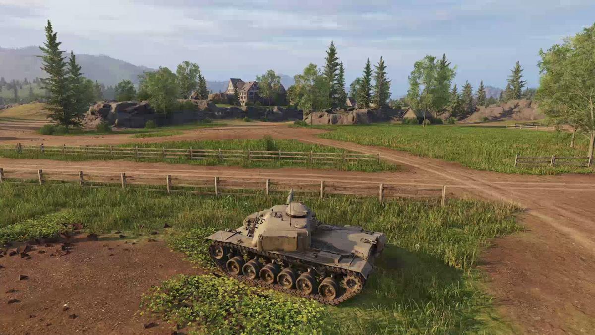 В World of Tanks реализовалиобратную совместимостьдля PS5 и Xbox Series X /фото wargaming.net