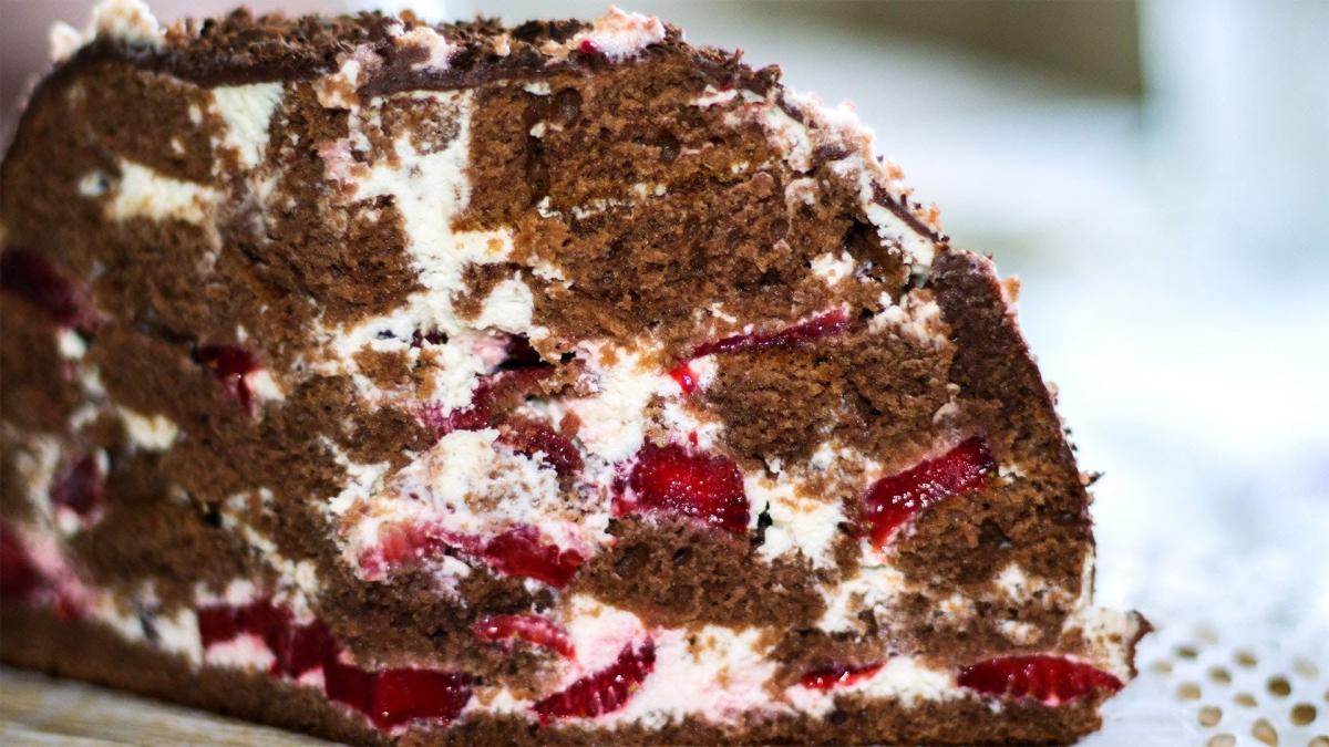 Как приготовить торт Кучерявый пинчер / фото mykaleidoscope.ru