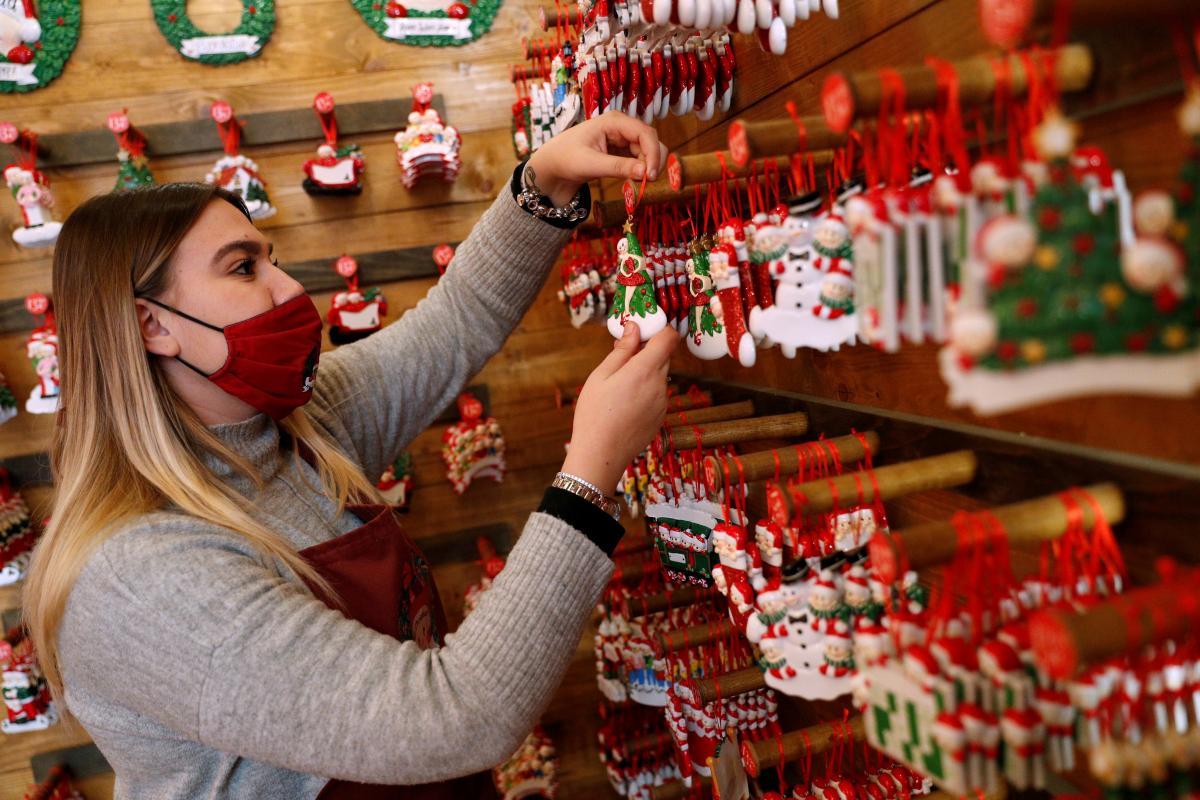 Новий рік у Карпатах обіцяє бути незабутнім / фото REUTERS