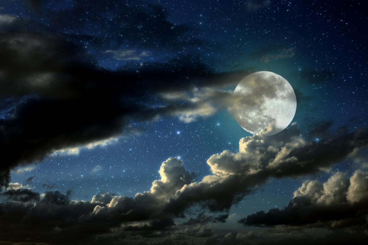 Лунный календарь на июль 2021 / фото ua.depositphotos.com