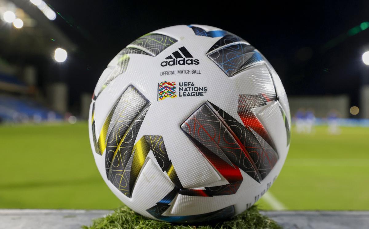 Мяч Лиги наций / фото twitter.com/euro2020