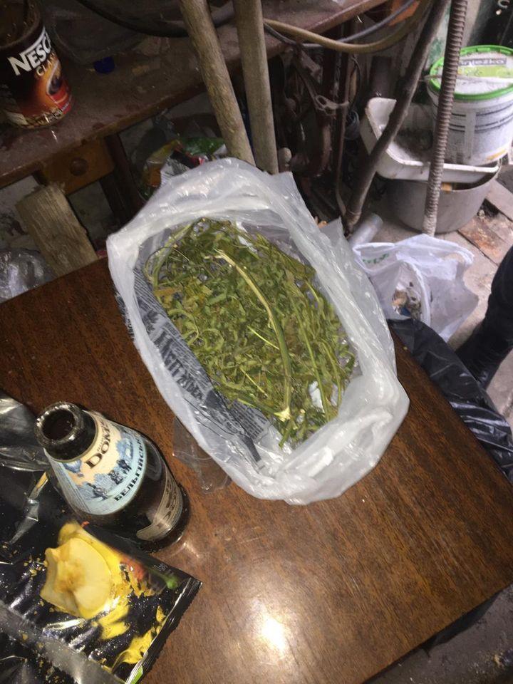 Обнаруженные наркотики изъяли / facebook.com/vppru