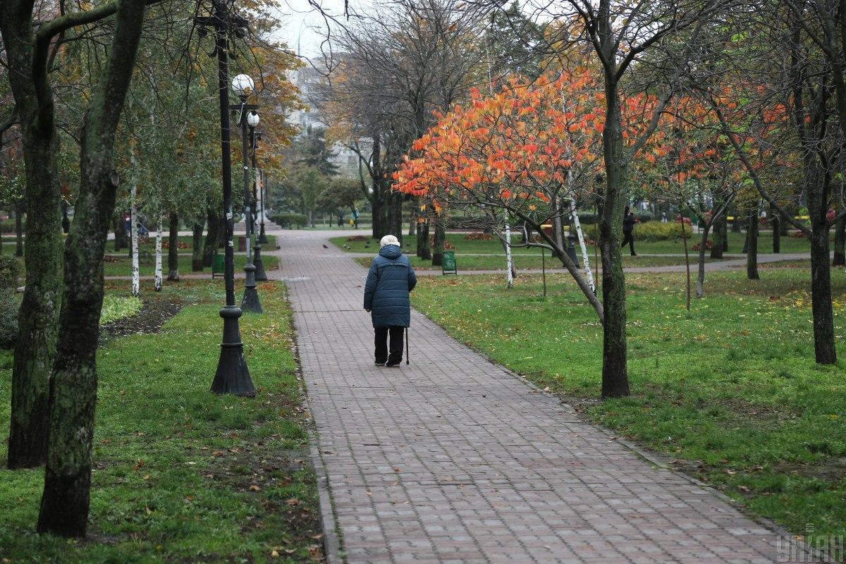 Сегодня в Киеве возможен небольшой дождь / фото УНИАН