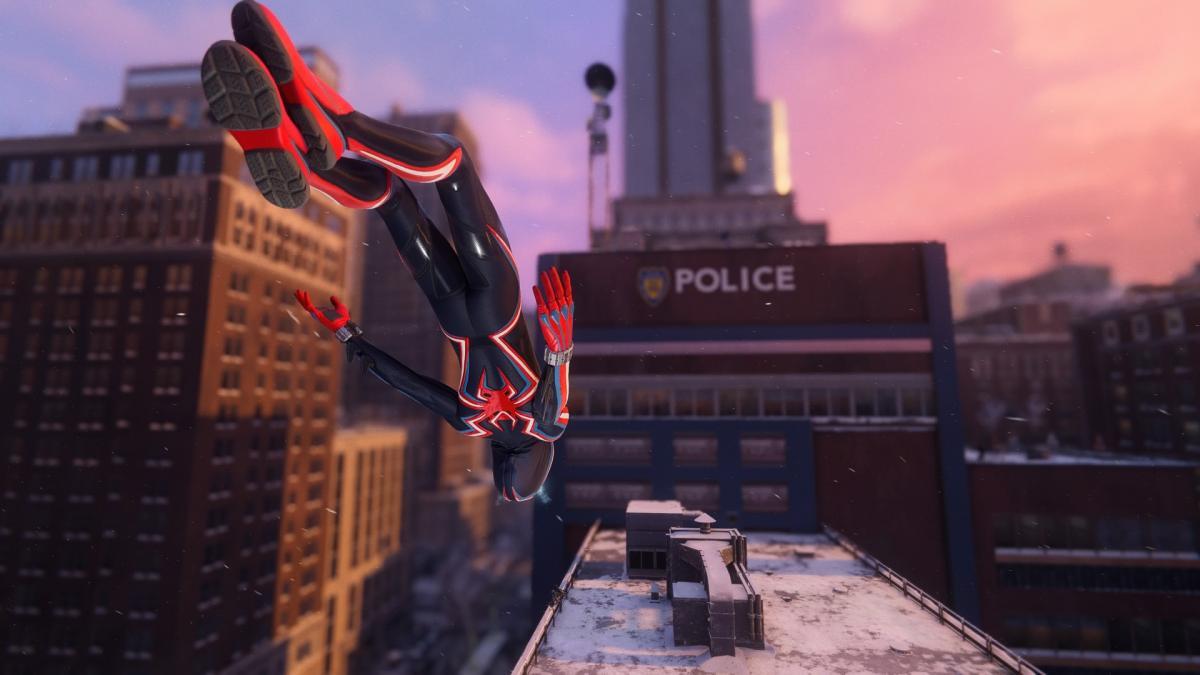 Нью-Йорк в игре прекрасен /скриншот