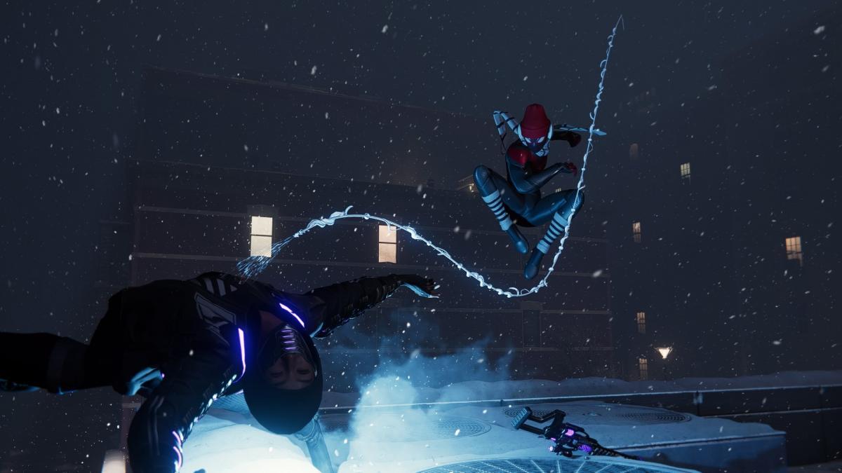 Marvel's Spider-Man: Miles Morales /скриншот