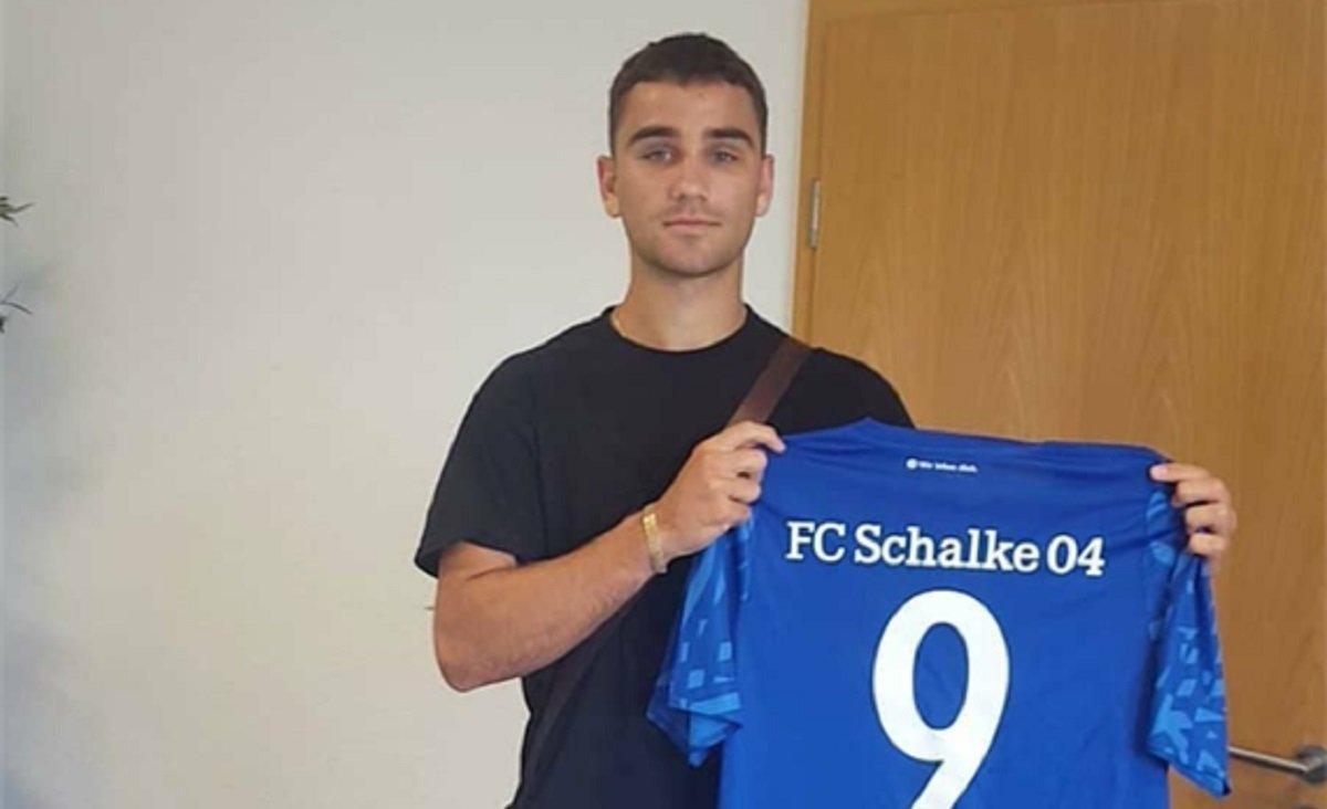 Ігаль Брук є гравцем Шальке U-19 / фото schalke04.de
