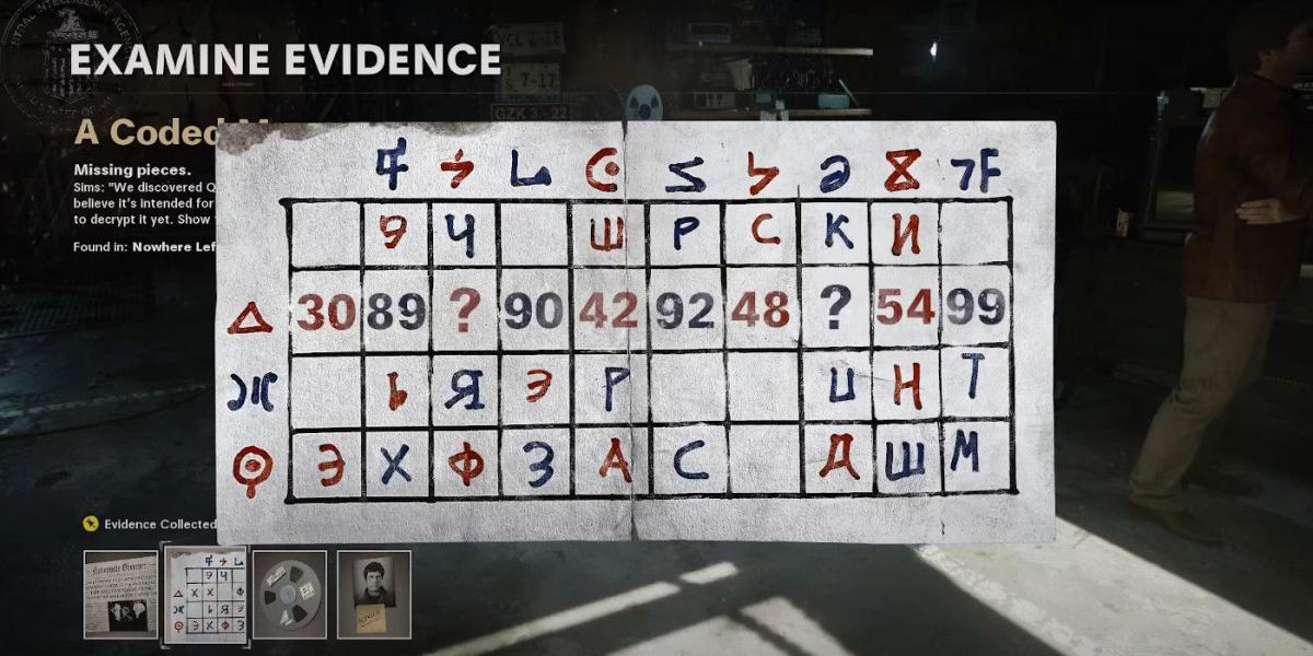 Часть головоломки, которую нужно решить для доступа ко второстепенной миссии / фото gamerant.com