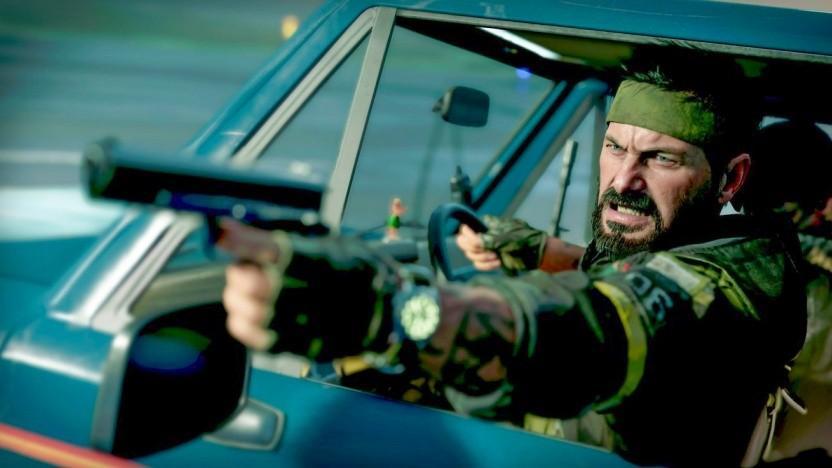 Фрэнк Вудс - легендарный персонаж, который вернулся в новой части / фото Activision